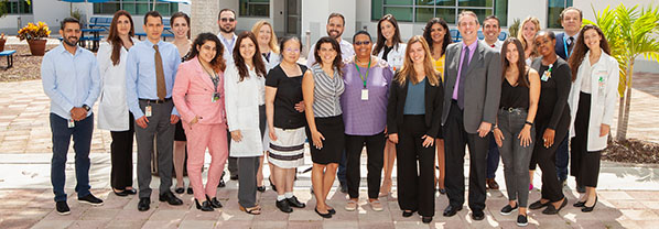 Center for Cognitive Neuroscience and Aging team